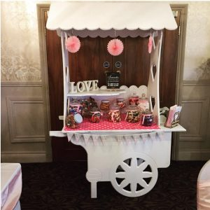 Shabby Chic Candy Cart - From £50 / £80