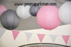 Paper Lanterns - Price depends on how many