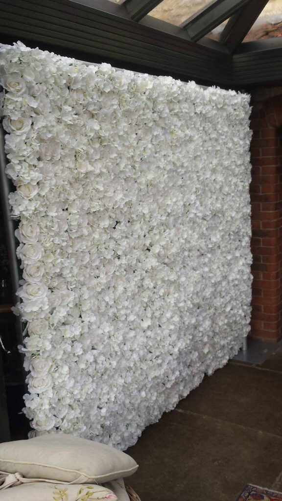 Flower Wall/Backdrop - £150.00