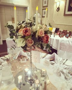 Silver Candelabras - £15.00 Each (accessories included)